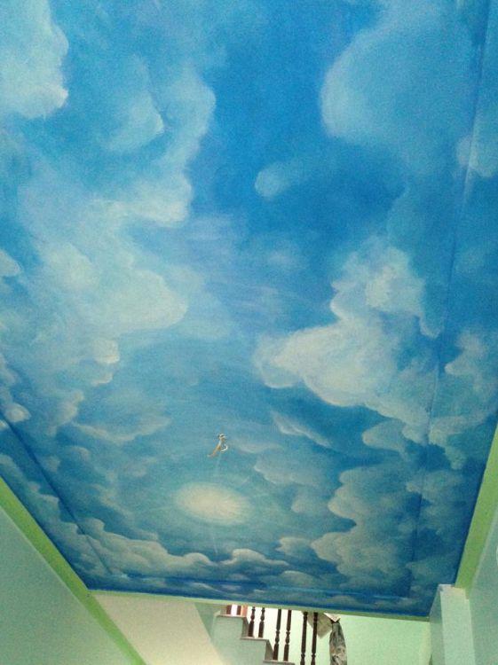 Trần mây 10