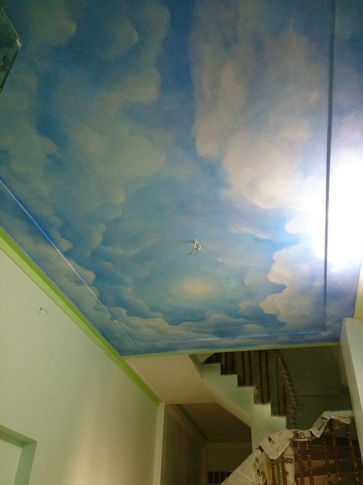 Trần mây 17