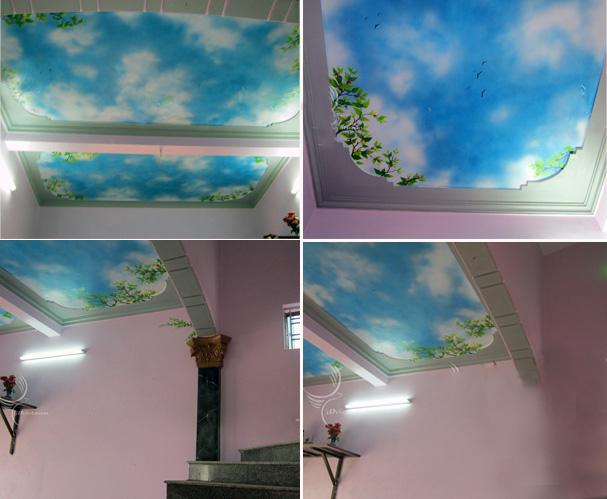 Trần mây 19
