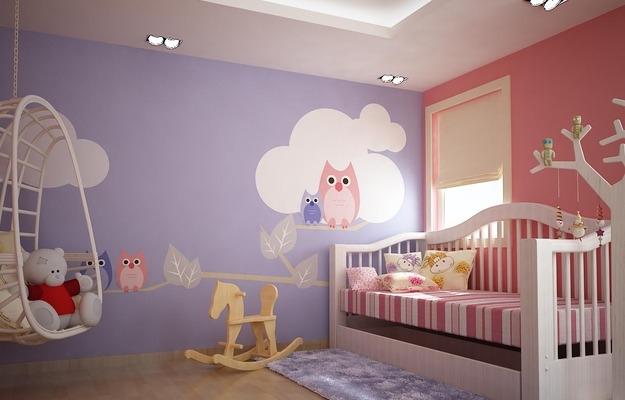 Tranh phòng bé Rẻ Đẹp tại HÀ NAM